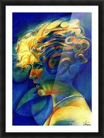 Sans titre - 25-10-16 Picture Frame print
