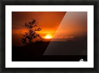 Gate of Hell Picture Frame print