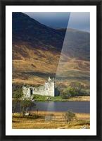 Kilchurn Castle, Scotland Picture Frame print