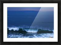 Burren Coast With Inisheer, Ireland Picture Frame print