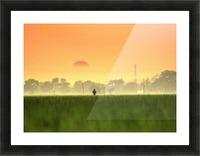 Glamorous  Picture Frame print