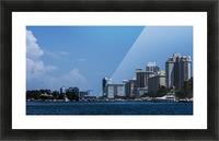 Biscayne Bay Impression et Cadre photo