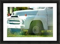 Old Truck 2 Impression et Cadre photo