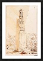 Christ de Breitenstein Picture Frame print