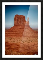 Monument Valley 4 Picture Frame print