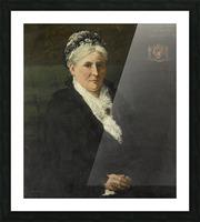 Maria Hermina Heemskerk Picture Frame print