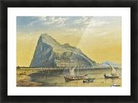 The Rock Impression et Cadre photo