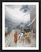 After rain - Chelsea Picture Frame print