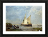 The Banks of the Nile Picture Frame print