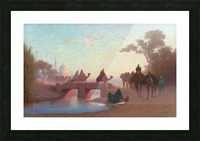 Environs du Caire Picture Frame print
