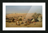Jerusalem from the Environs Picture Frame print
