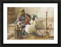 Kieff Yaoos 1893 Picture Frame print