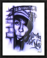 mos def Picture Frame print
