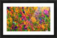 weedart Picture Frame print