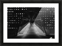 La Defense Paris Picture Frame print