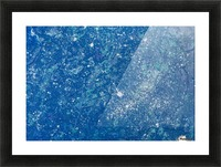 Space Race Picture Frame print