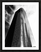 CORPORATE NIGHTMARES II Picture Frame print