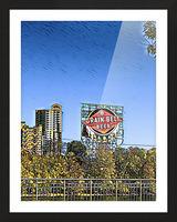 Grain Belt Beer Picture Frame print