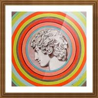Antinoo Farnese Picture Frame print