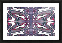 Butterfly of the East  Picture Frame print