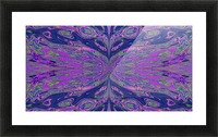 Queen of the Butterflies 4 Picture Frame print