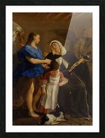 Saint Margaret of Cortona Impression et Cadre photo
