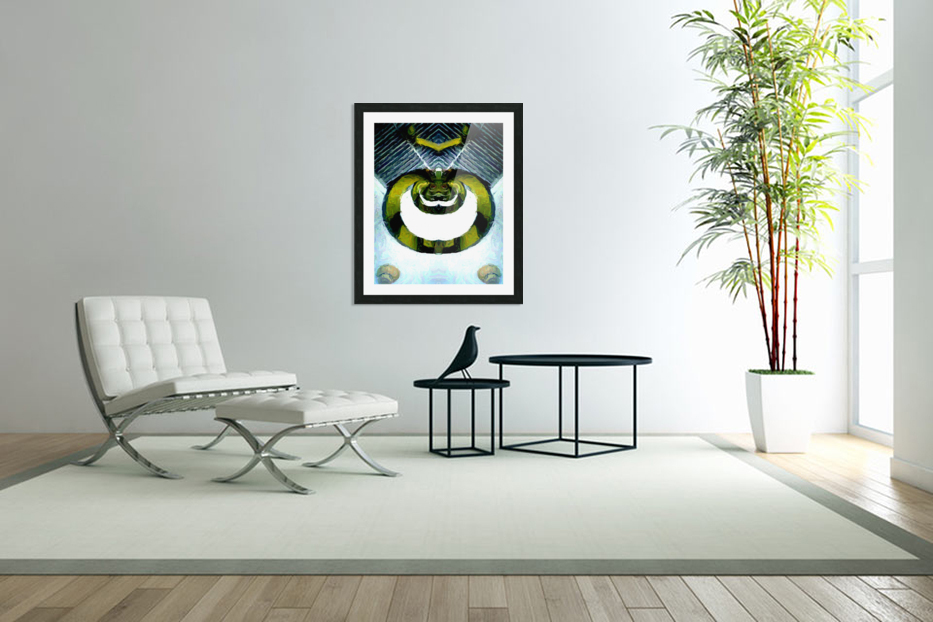 firserpent in Custom Picture Frame