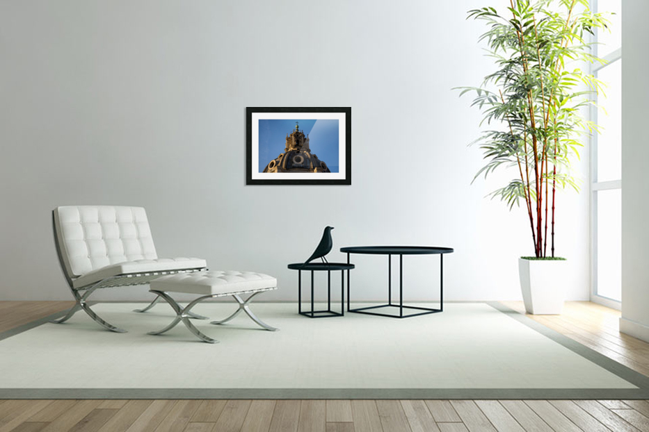 Italy with love in Custom Picture Frame