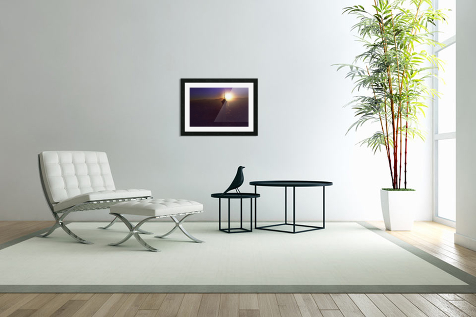 Stratosphere in Custom Picture Frame