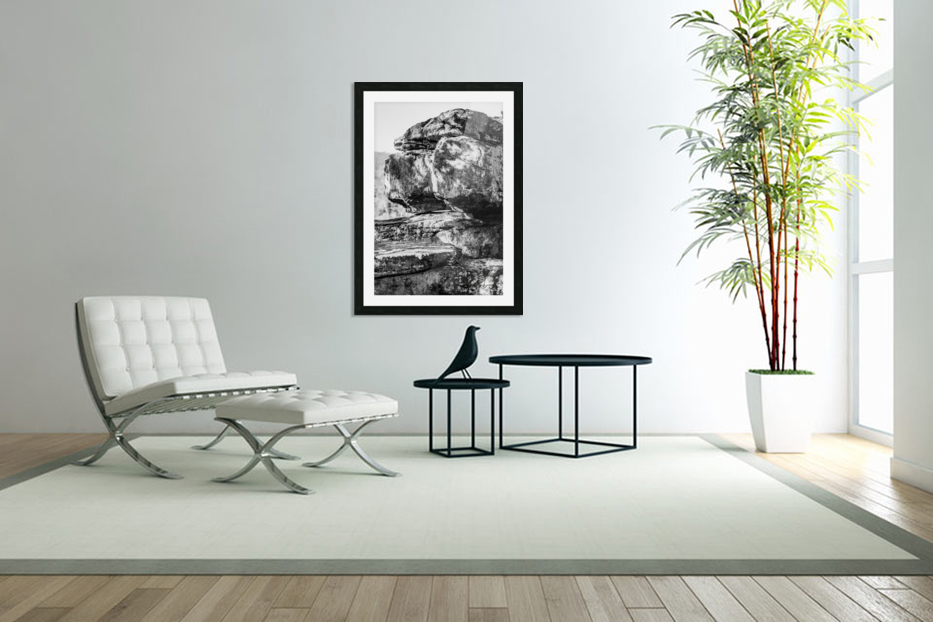 untitled in Custom Picture Frame