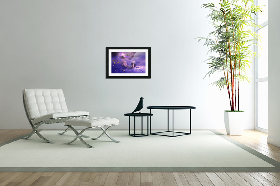 Deep relax in Custom Picture Frame