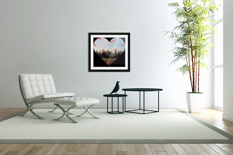 Heart (21).gif in Custom Picture Frame