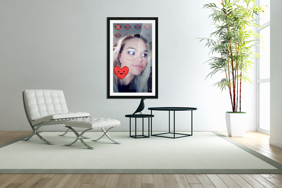 received_615189185527304 in Custom Picture Frame