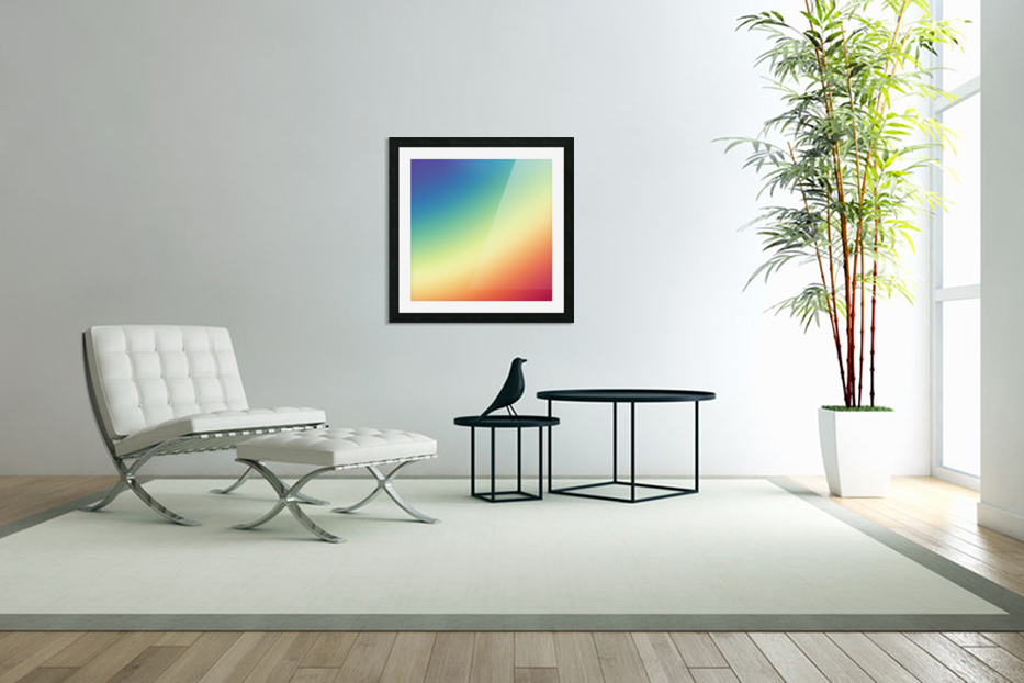 Cool Design (51) in Custom Picture Frame