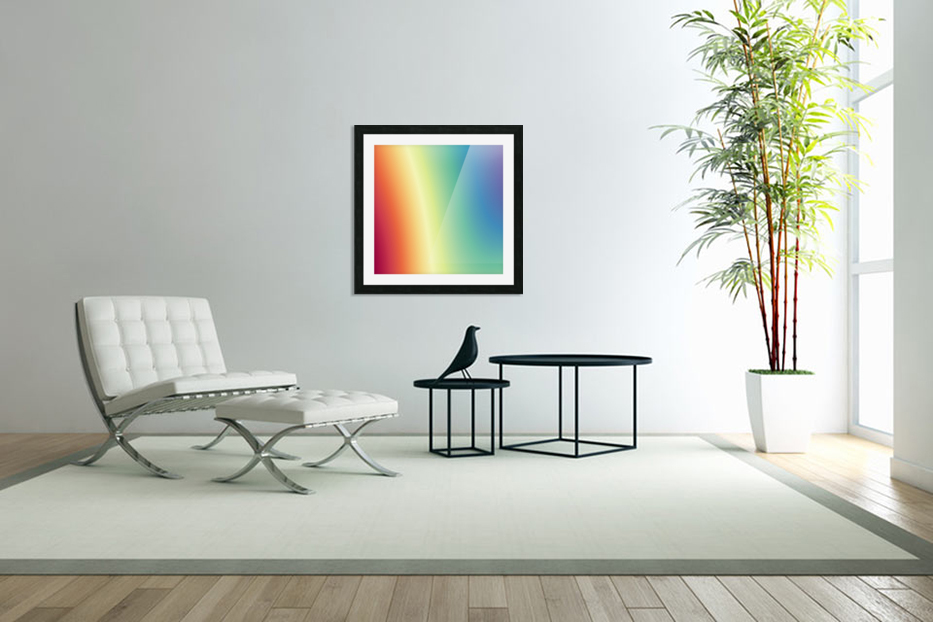 Cool Design (55) in Custom Picture Frame