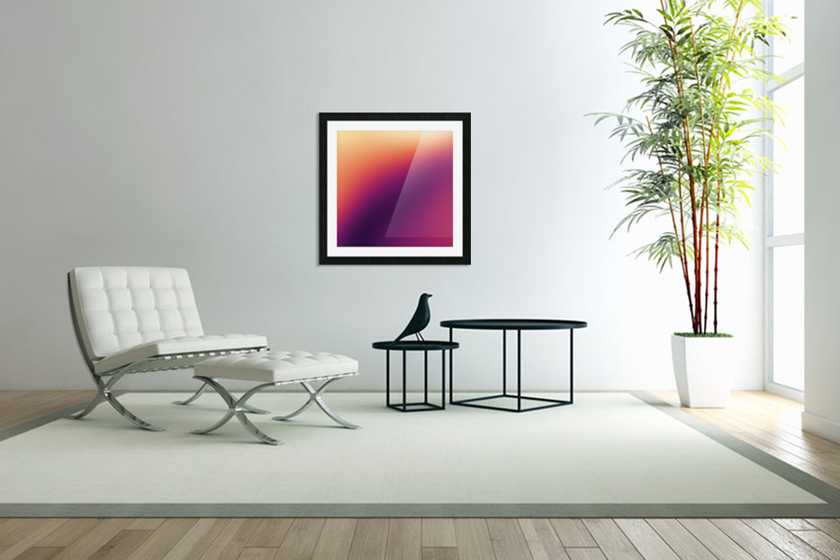 COOL DESIGN  (95) in Custom Picture Frame