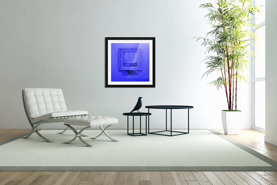 Picture Art in Custom Picture Frame
