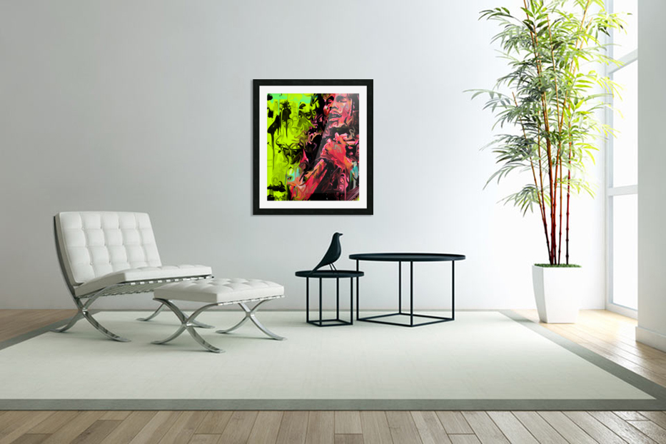 Bmarley3 in Custom Picture Frame