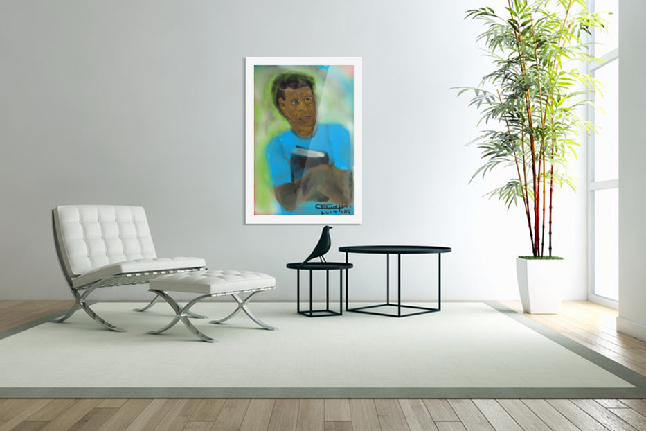 Knowledge in Custom Picture Frame
