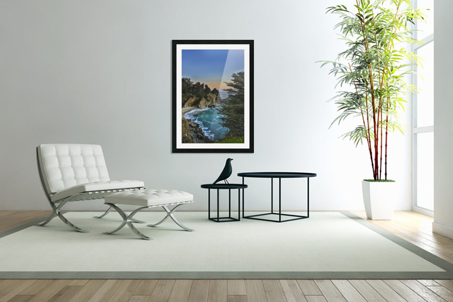 Para-Paradise in Custom Picture Frame