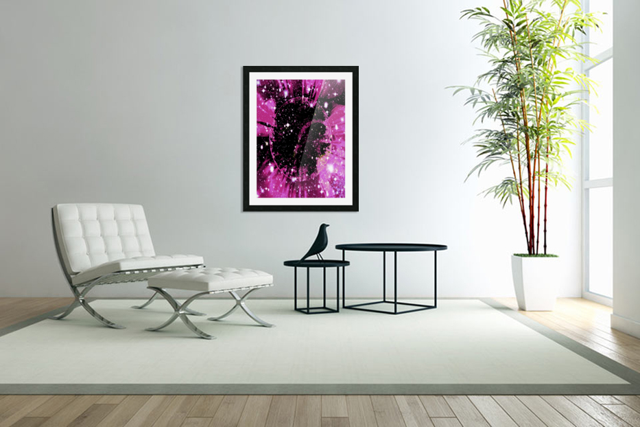 The Power of Colors Series 1 in Custom Picture Frame