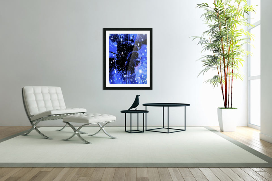 The Power of Colors Series 2 in Custom Picture Frame