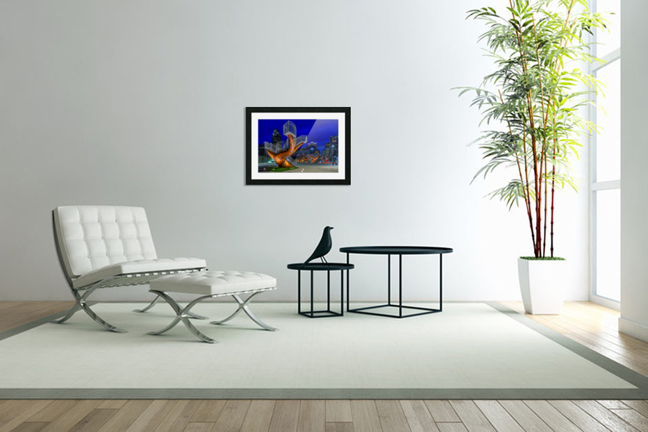 _TEL5194 HDR 1 2 in Custom Picture Frame