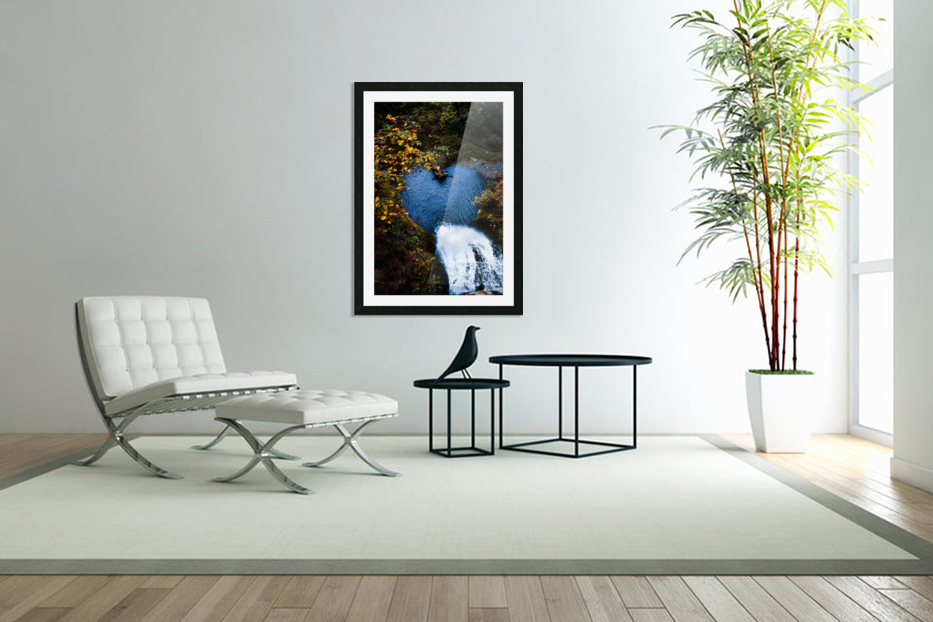 Nature Love in Custom Picture Frame