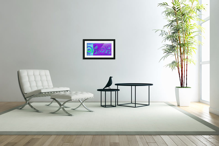 Music is energy in Custom Picture Frame