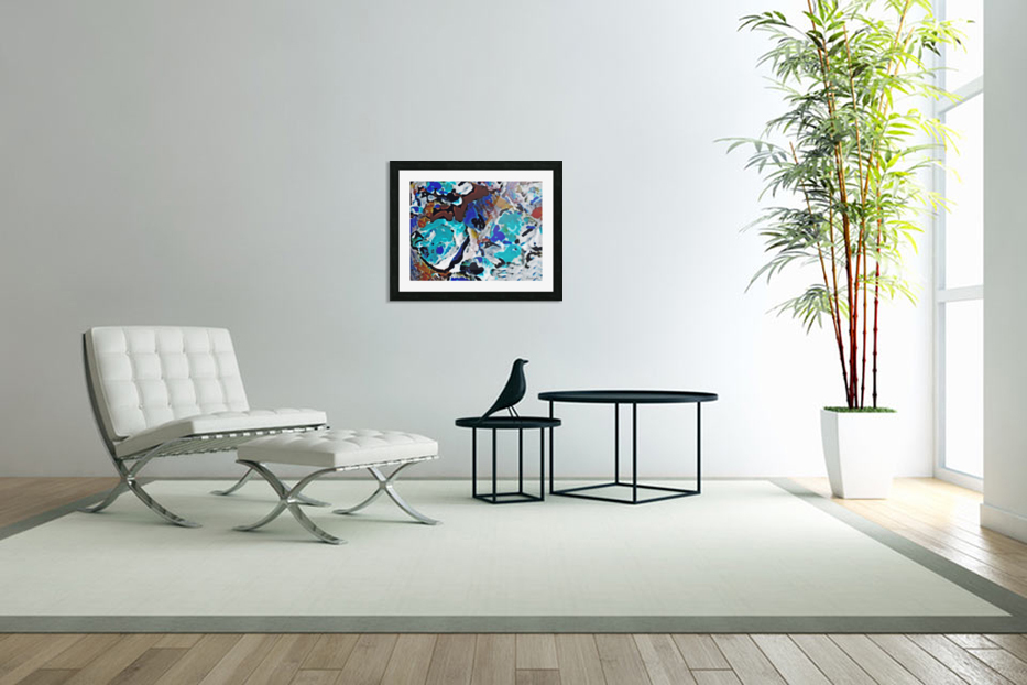 Specifically Untitled in Custom Picture Frame