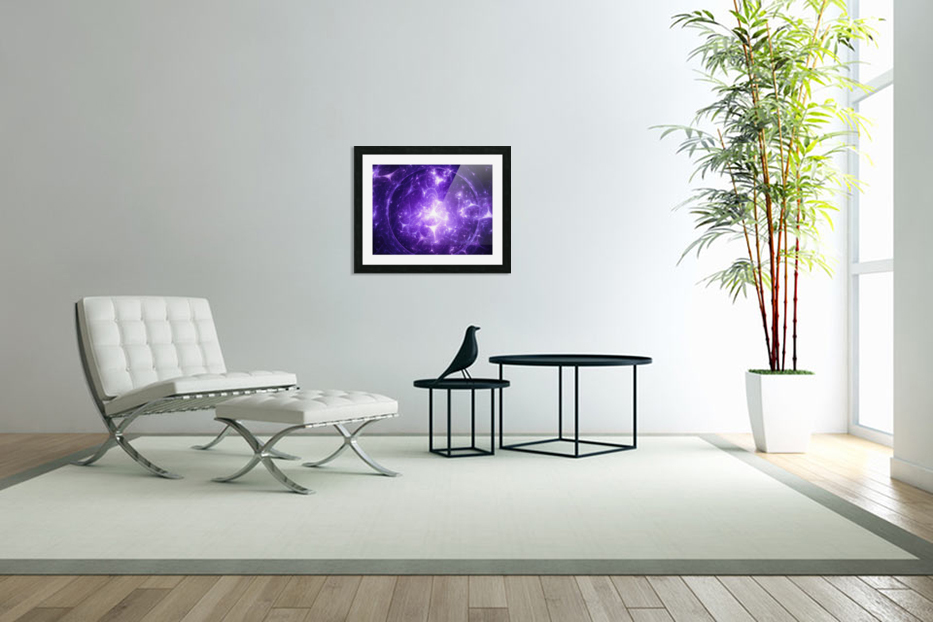 Beyond time in Custom Picture Frame