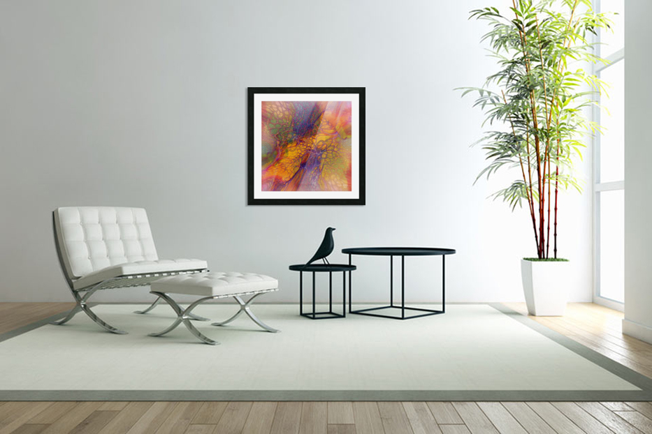 artabstract mix10 in Custom Picture Frame
