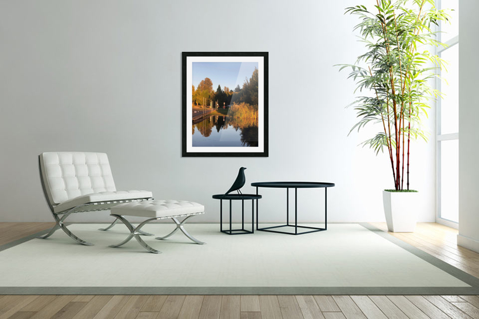 image in Custom Picture Frame