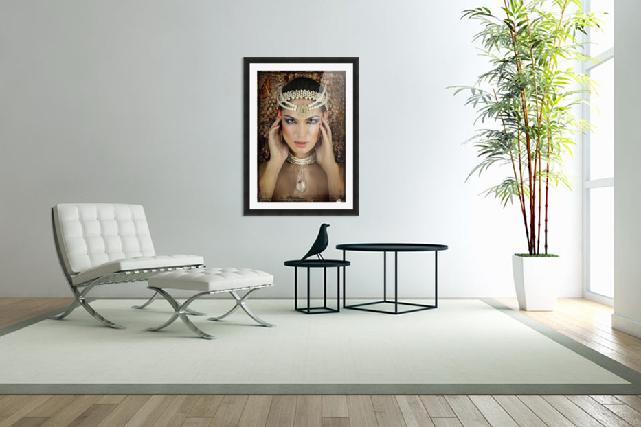 Quelia by DDiArte   in Custom Picture Frame